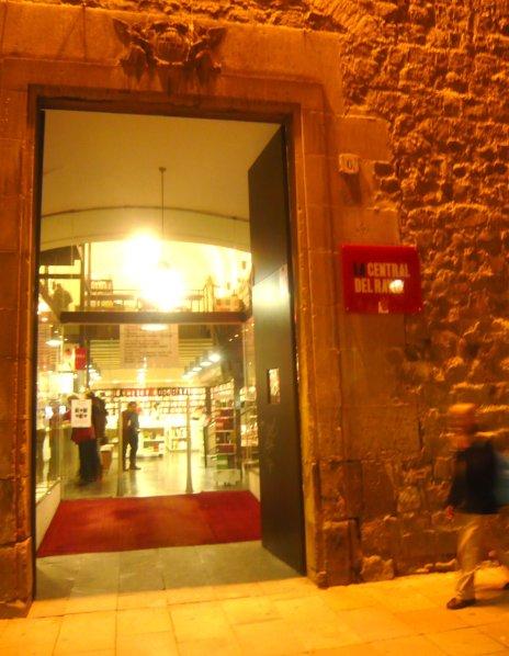Librería La Central del Raval (Barcelona)