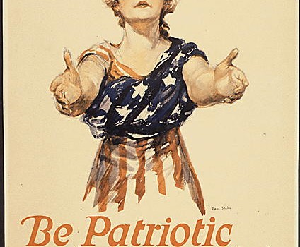 Are Patriotism and Nationalism the Same Thing?