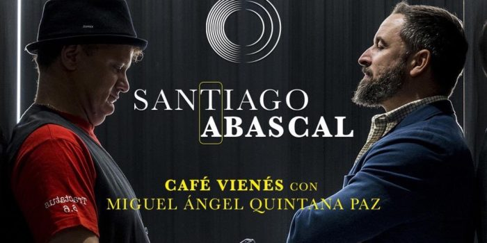 Interview to Santiago Abascal – Viennese Coffee House